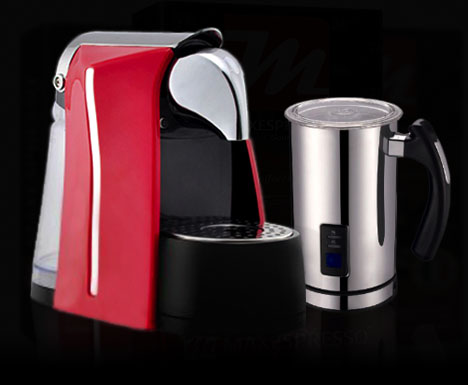PROMO#3 – 1 Cafetera Classic + Creamer (Vaporizador de leche)